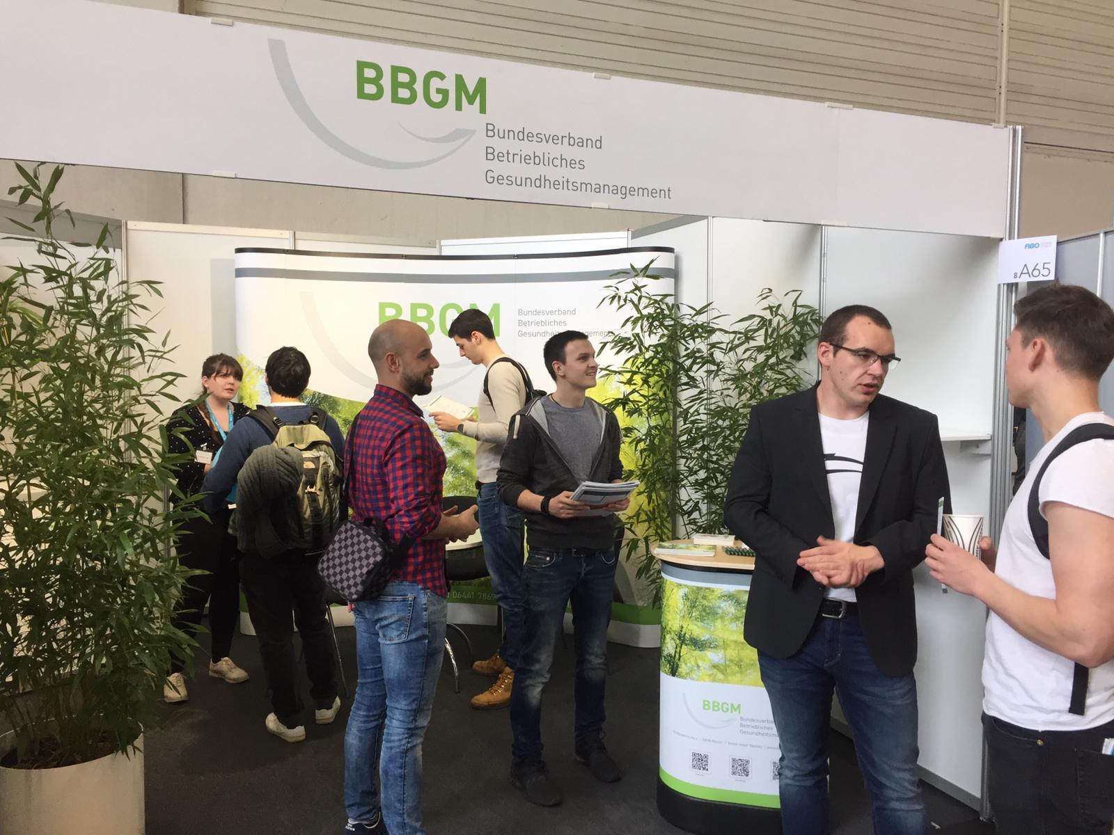 Der BBGM bei der FIBO 2019