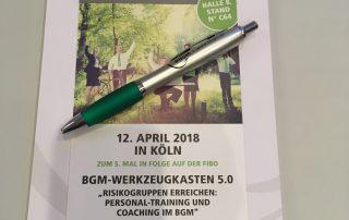 BBGM Workshop FIBO 2018