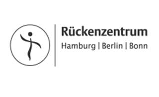 Logo HGM GmbH (Rückenzentrum am Michel)