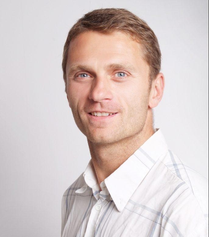 Dirk Hübel - Beisitzer im Vorstand des BBGM e. V.