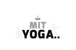 MIT YOGA.. in Leipzig