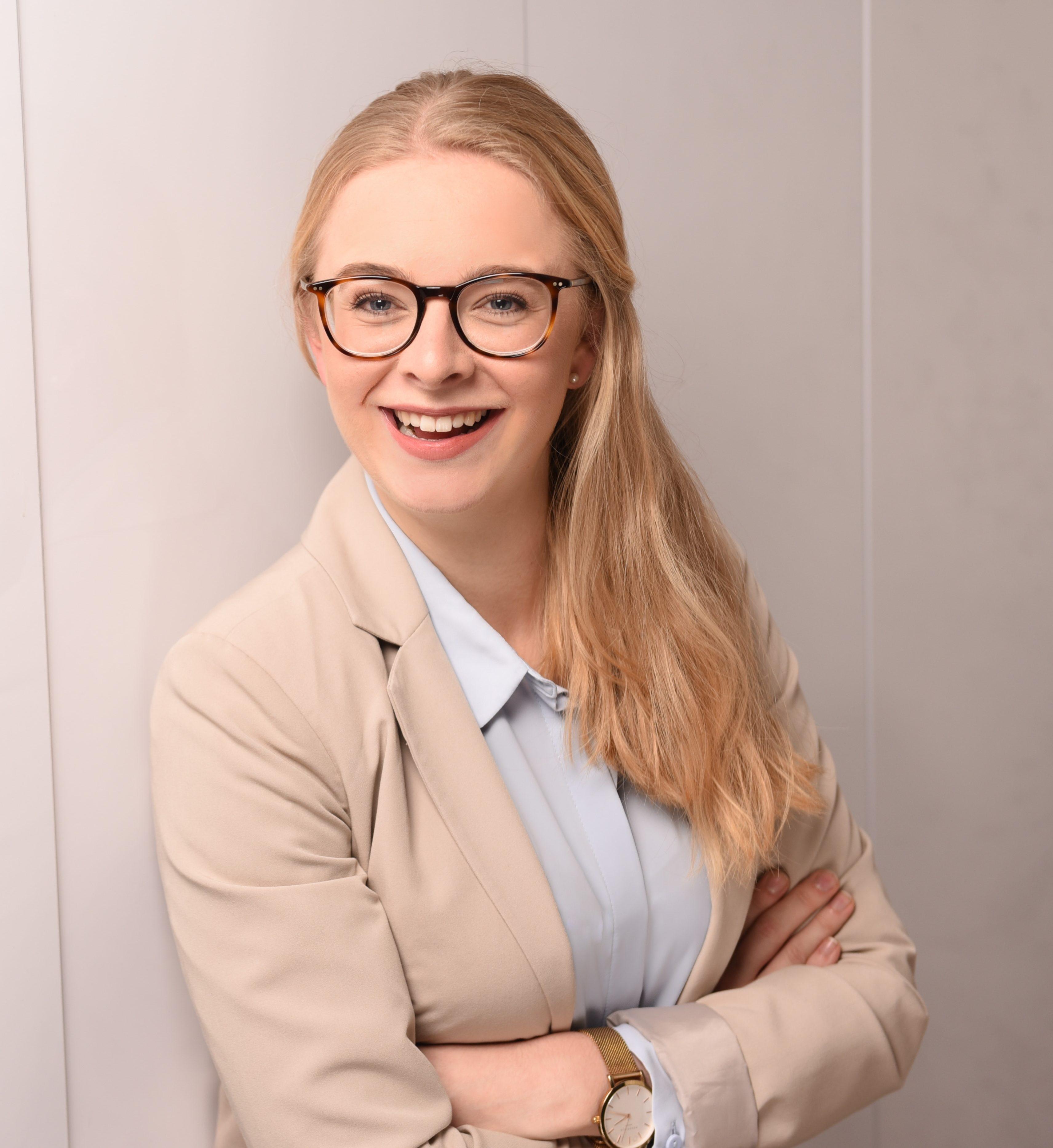 Sophie Lampé stellvertretende Vorstandsvorsitzende des BBGM e. V.