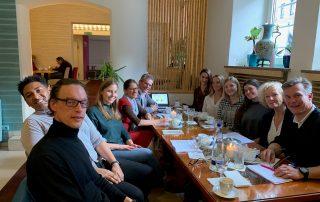 3. Business Lunch der Regionalgruppe München des BBGM