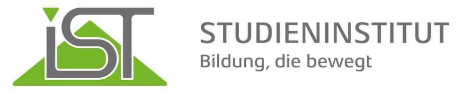 IST Studieninstitut - Ausbildungsinstitution des BBGM