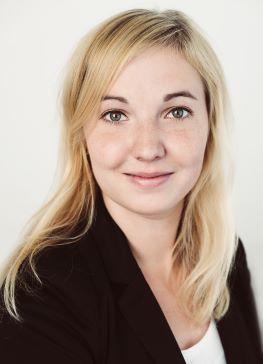 Carina Welker, Praktikantin BBGM e. V.