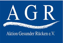 AGR - Aktion Gesunder Rücken, Kooperationspartner des BBGM e.V.