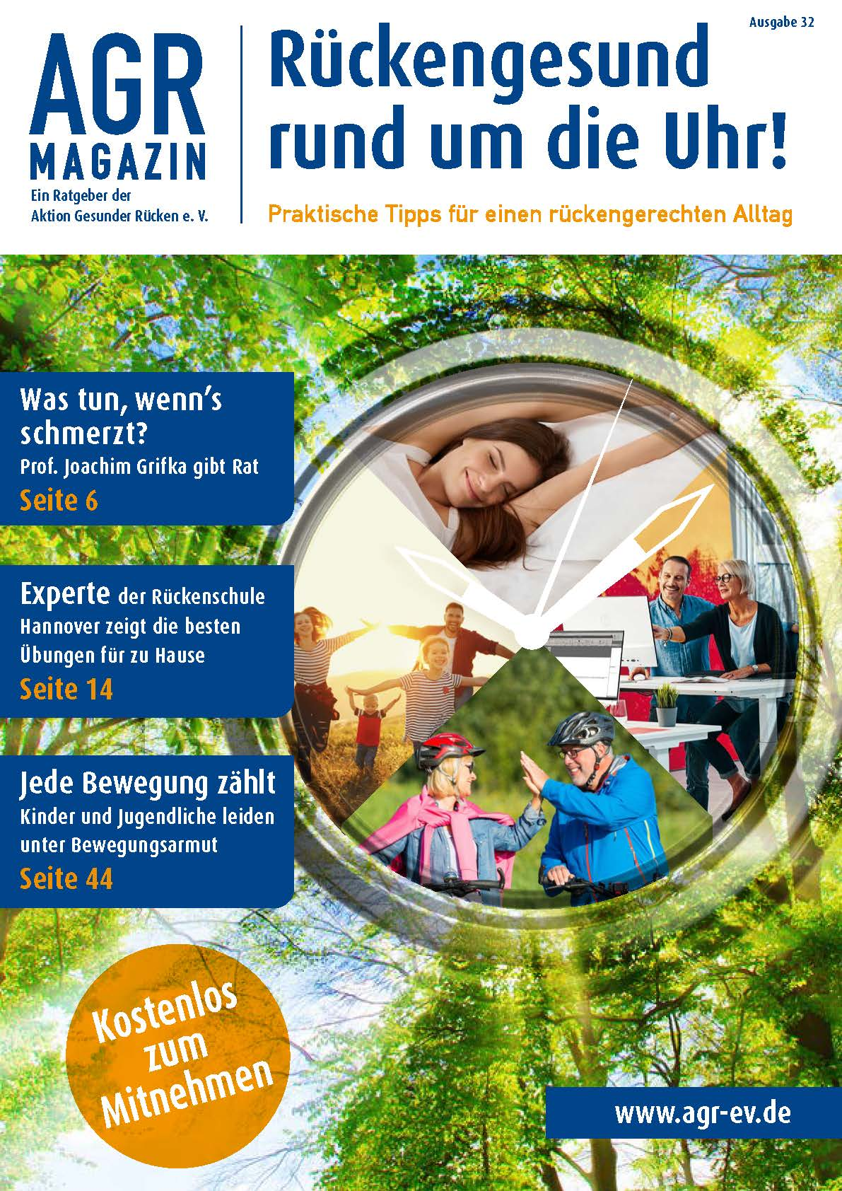 AGR-Magazin